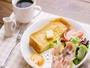 ★好評な無料朝食★