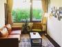 ファミリーイン テラスを望むリビングスペース Family Inn Living space