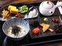 【朝食】お茶漬け定食