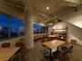 ゆっくりした島の時間を楽しんでいただけるよう、施設内にブックカフェがオープンしました。