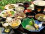 大山が与えてくれる山菜を味わう精進料理:エコノミー