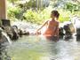 露天風呂『湯の舞の湯』…朝の日差しを浴びながら入るお風呂はまた格別です
