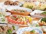 【夕食・ブッフェ】お子様から大人まで楽しめるメニューをご用意。