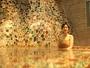 【女神の湯・めのう風呂】全国屈指の美肌の湯をキラキラ輝くめのう風呂で♪(2018年7月リニューアル)