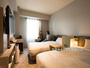 リニュール新客室『リラックスツインルーム(21平米)』