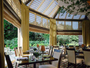 明るく開放的なインターナショナルブッフェレストラン「ザ・テラス」1