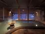 新大浴場土をイメージした温もりあるお風呂。