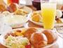 朝食はココスの朝食バイキング☆