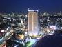 ○都心の一等地の高層ホテル、夜景も遮る物なく堪能★
