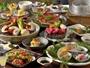 伊勢海老・金目鯛・愛鷹牛と伊豆の三大味覚の創作料理も美味!写真は一例で、季節により内容が異なります。