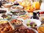 『オリンピア』の和・洋ご朝食バイキングは、メニュー豊富!お客様よりご好評いただいております♪