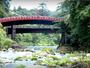 神橋-日光の社寺の玄関ともいえる美しい橋
