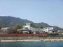 宮島の近くの唯一の温泉。県内随一の展望露天風呂は入る価値あり!