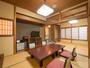 【和室/友禅】元料亭だった名残のあるお部屋は1室ごと違う造りになっております。